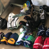 gloves etc