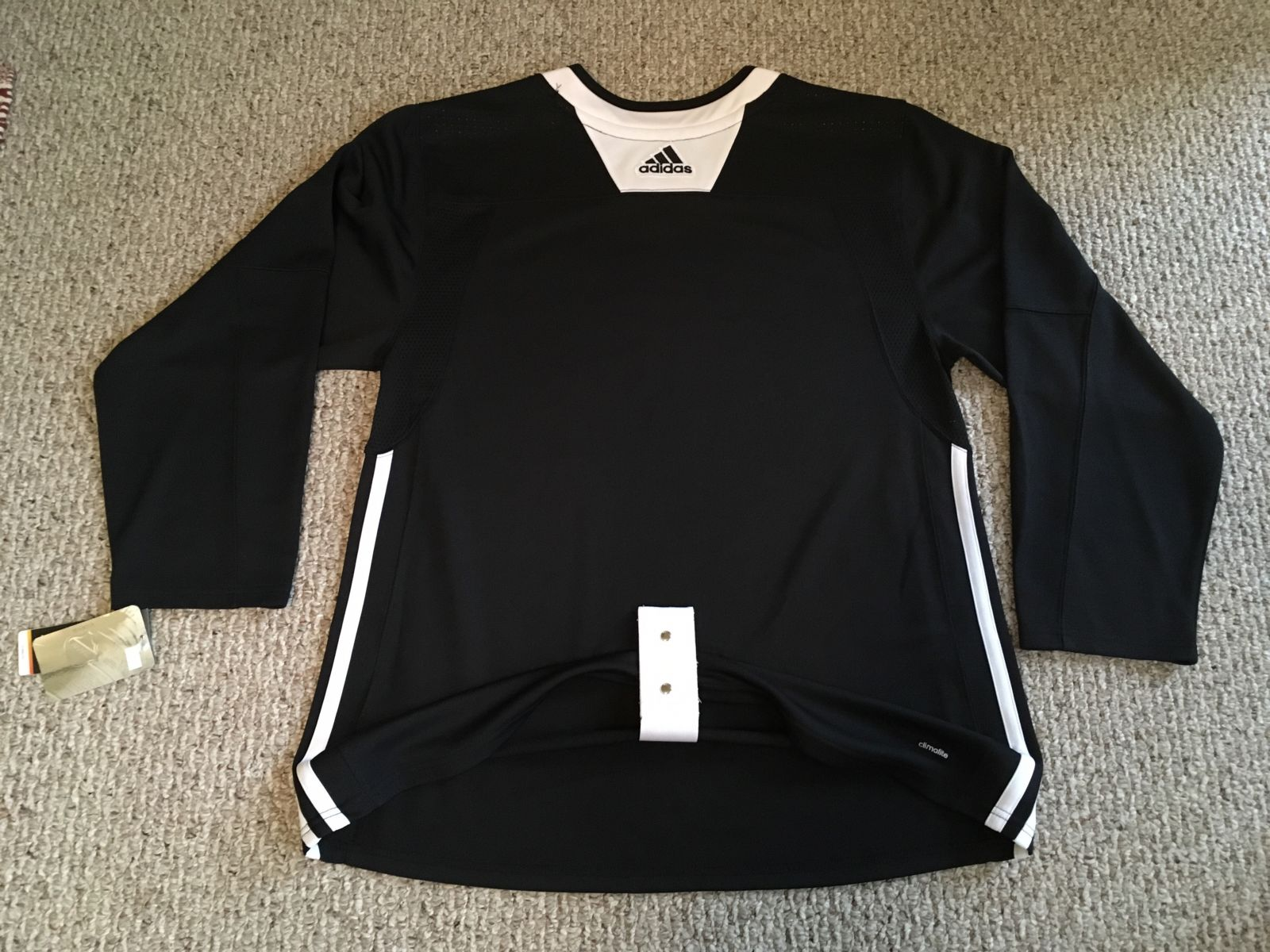 89b17e789 SOLD Adidas Penguins Practice Jersey Black -  60 Shipped - Jerseys ...