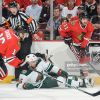 472093972 matt dumba Of The minnesota wild falls In gettyimages