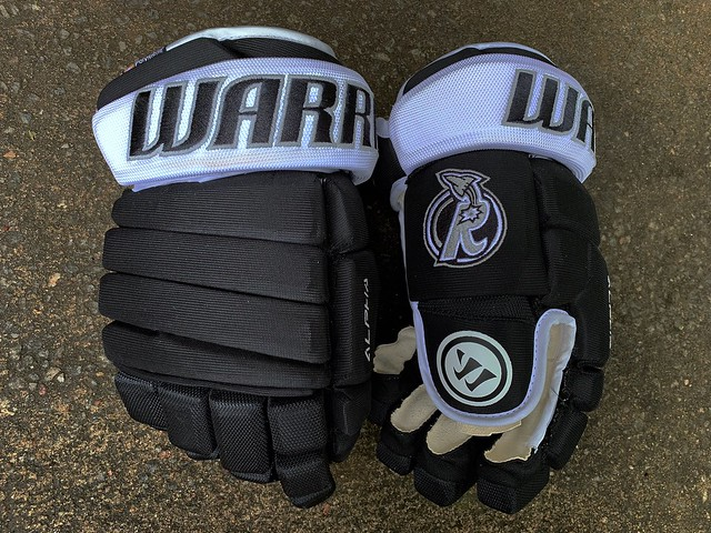 B:W Warrior Alpha customs