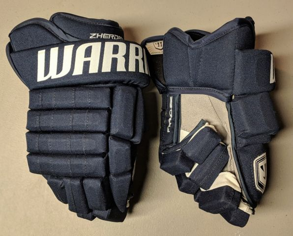 Warrior Franchise - Made In Canada - 14N - Zherdev/Atlant