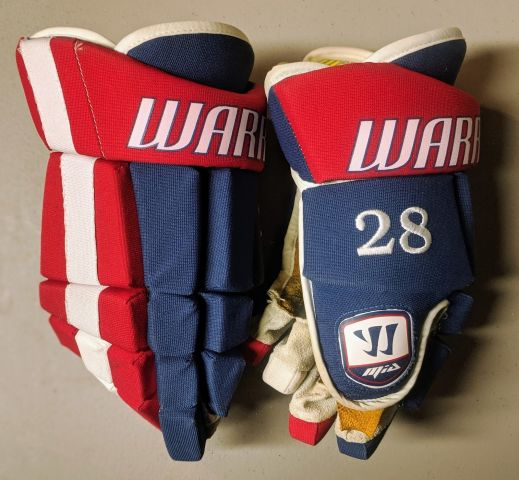 Warrior Creeper - Made In Canada - 14 - Canadiens' Colors (Customs?)