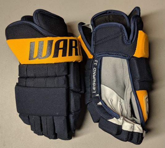 Warrior Franchise - Made In Canada - 14N - Legwand/Predators