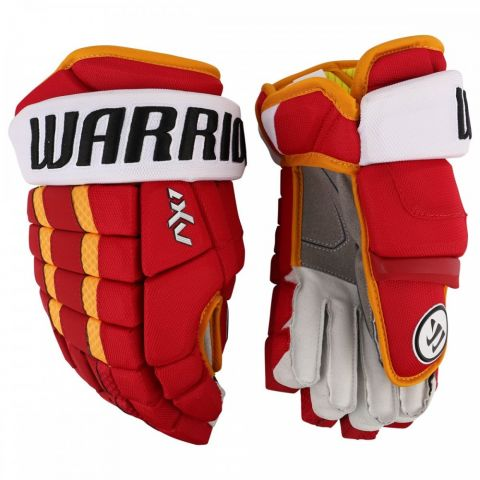 warrior hockey gloves Pro stock Ax1 Cal 3rd