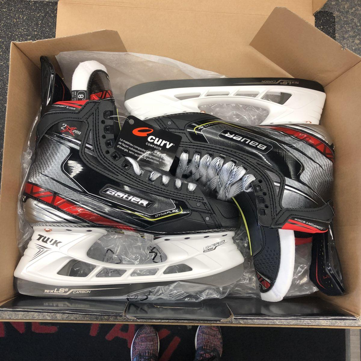 2019 Bauer Vapor Preview - Hockey Gear - Pro Stock Hockey