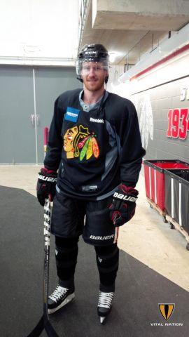 Keith Bauer Gloves